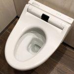 トイレからも水漏れ…リフォームを急がねば!